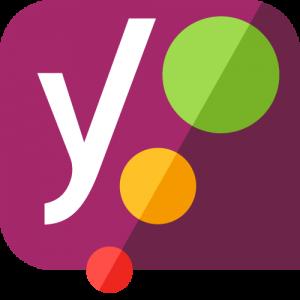 WordPress plugin Yoast's icon